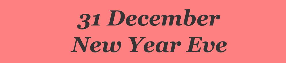 31 Dec 2021